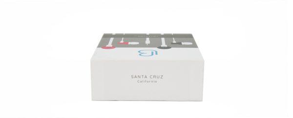 loveBuds retail box Santa Cruz two person earbuds earphones headphones