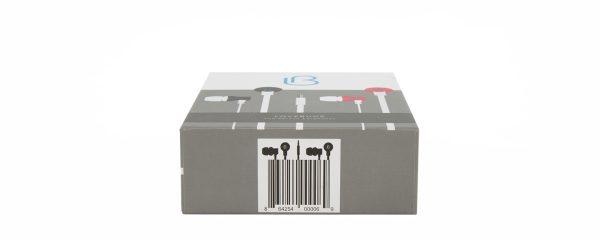 loveBuds retail box UPC two person earbuds earphones headphones